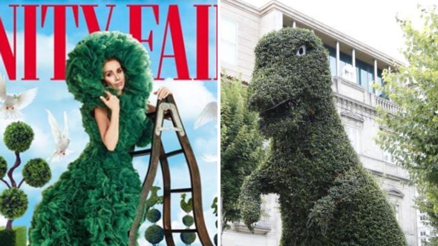 """¿Por qué Dinoseto """"protagoniza"""" la portada de Vanity Fair?"""