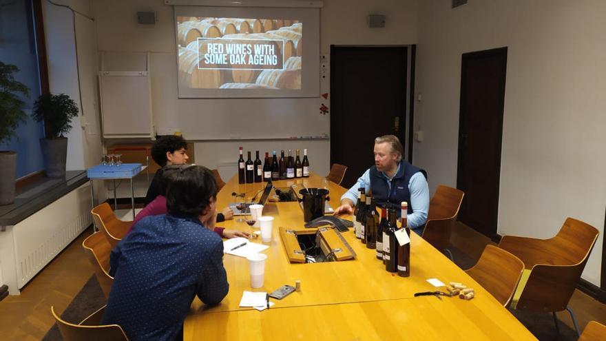Acció comercial a tres països nòrdics per donar a conèixer els vins de la DO Empordà