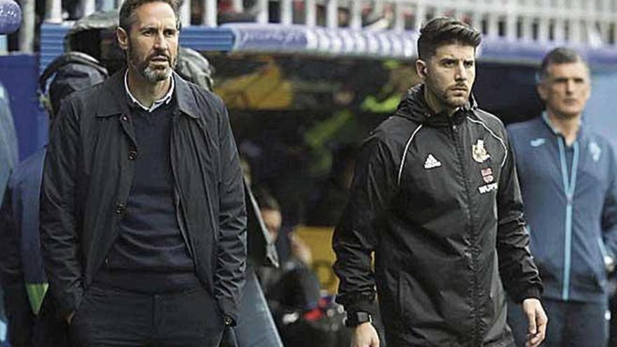 """Mendilibar: """"El Mallorca ha jugado bien, ha estado duro  y ha ido bien hacia adelante"""""""