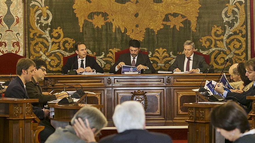 Barcala recupera el Consejo Social dos años después para informar sobre un Presupuesto ya aprobado