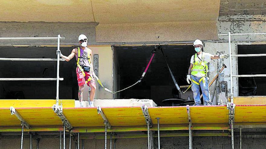 La construcción necesita en Canarias al menos 15.000 nuevos trabajadores