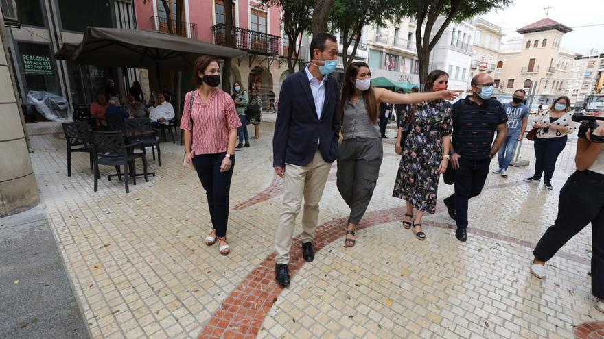 """Mireia Mollà: """"Es un momento de incertidumbre pero va a haber emprendedores y reconstrucción en el centro"""""""