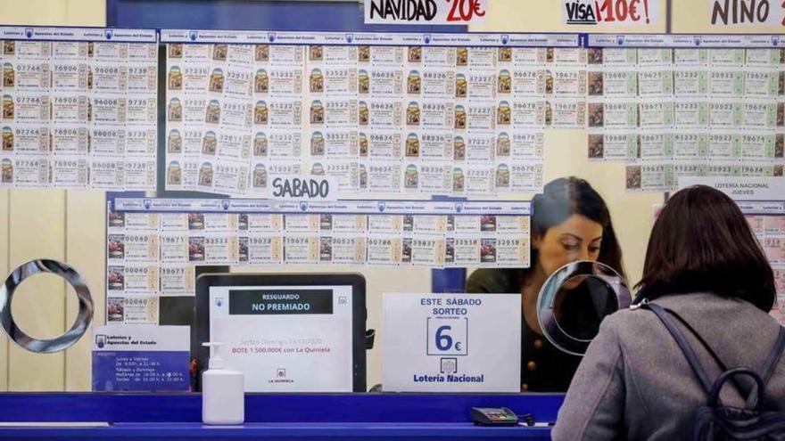 Gran Canaria, beneficiada por partida doble en la Lotería Nacional