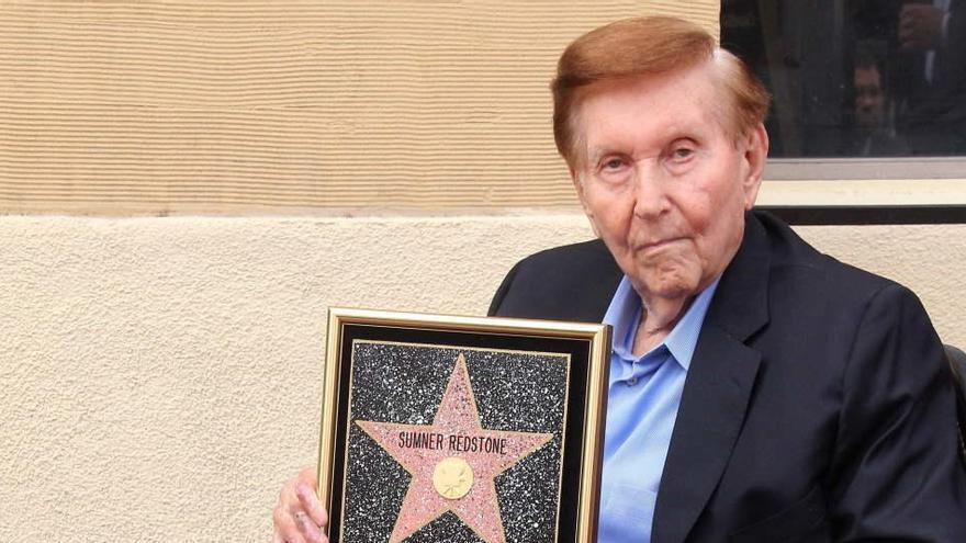 Muere a los 97 años el magnate de los medios Sumner Redstone