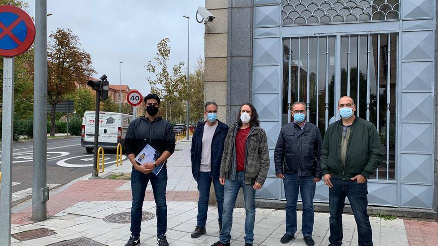 Los policías de Zamora piden más protección legal frente a agresiones de ciudadano
