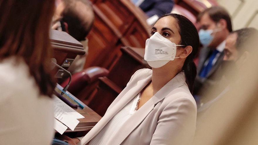 Cs presiona al resto de partidos estatales para que señalen a Vidina Espino como tránsfuga