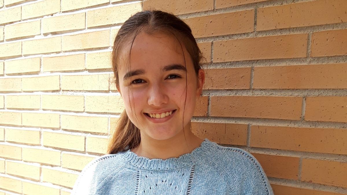 Inés Junquera Lanaspa.