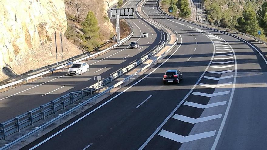 L'autopista perd fins al setembre un terç del trànsit que hi passava el 2019