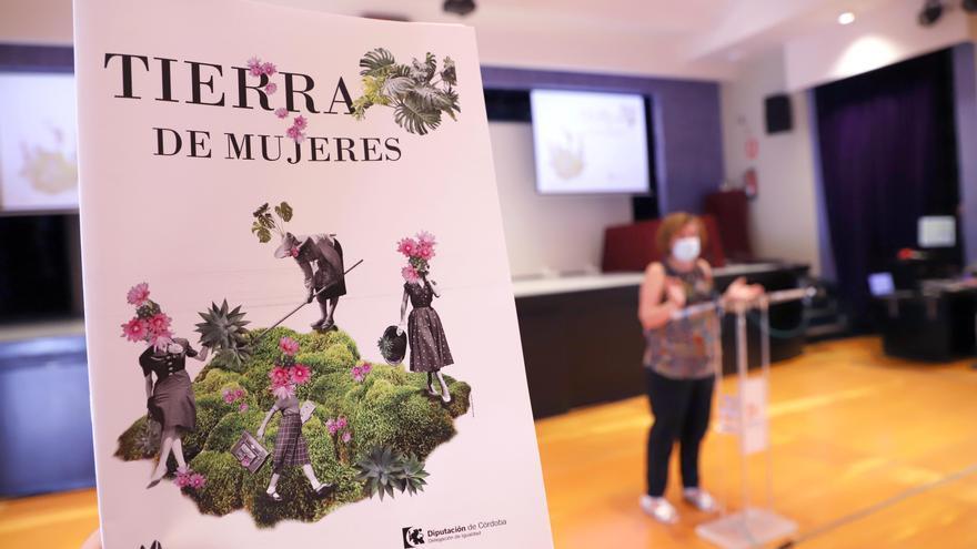 El programa 'Tierra de mujeres' llegará a 67 pueblos de Córdoba