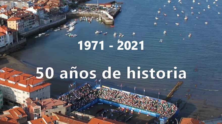 Tenis Playa Luanco: 50 años de historia