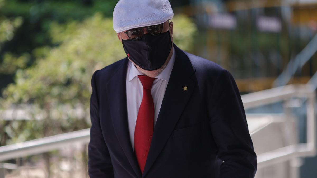 El comisario jubilado José Manuel Villarejo.