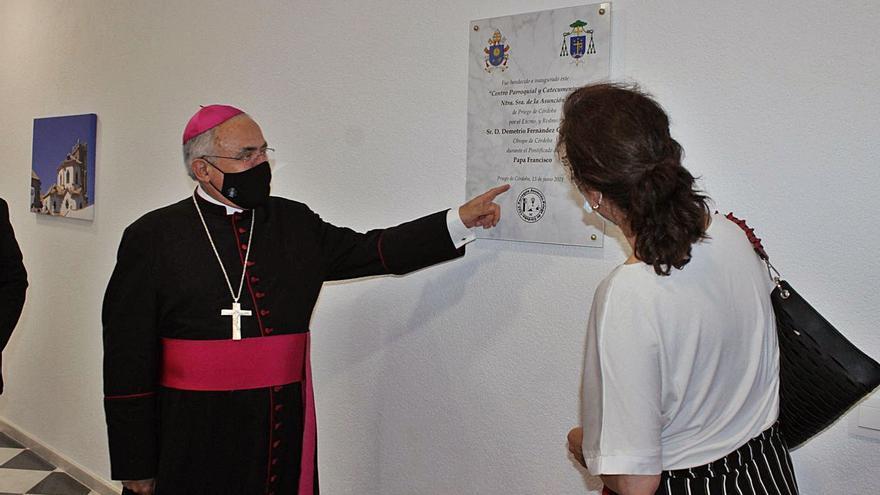 La Asunción estrena en Priego un centro parroquial moderno y funcional