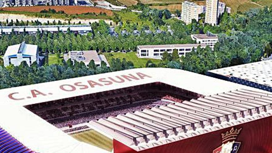 Visita a otro estadio renovado