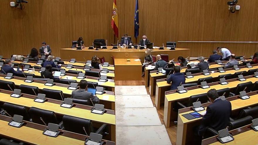 Cs defenderá que los diputados murcianos mantengan su inmunidad