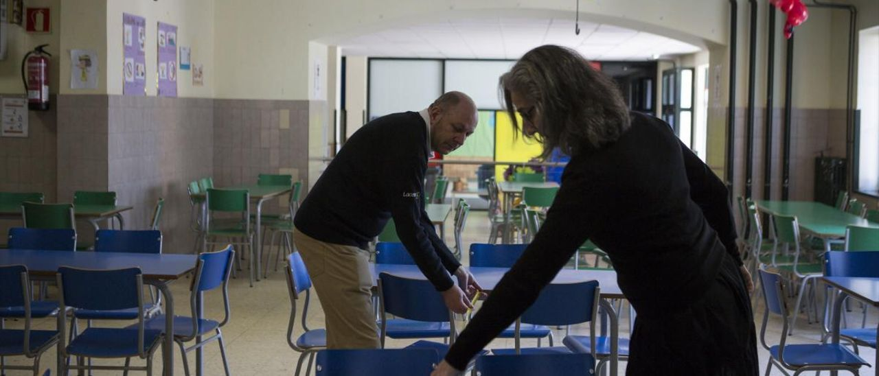 Oposición frontal de los docentes a la vuelta a las aulas con el protocolo del Principado