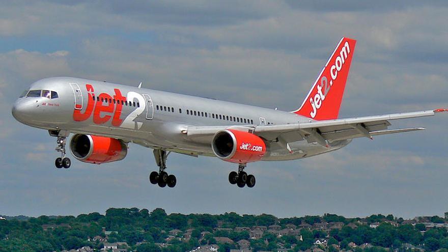 Jet2 prolonga la suspensión de los vuelos hasta el 23 de junio