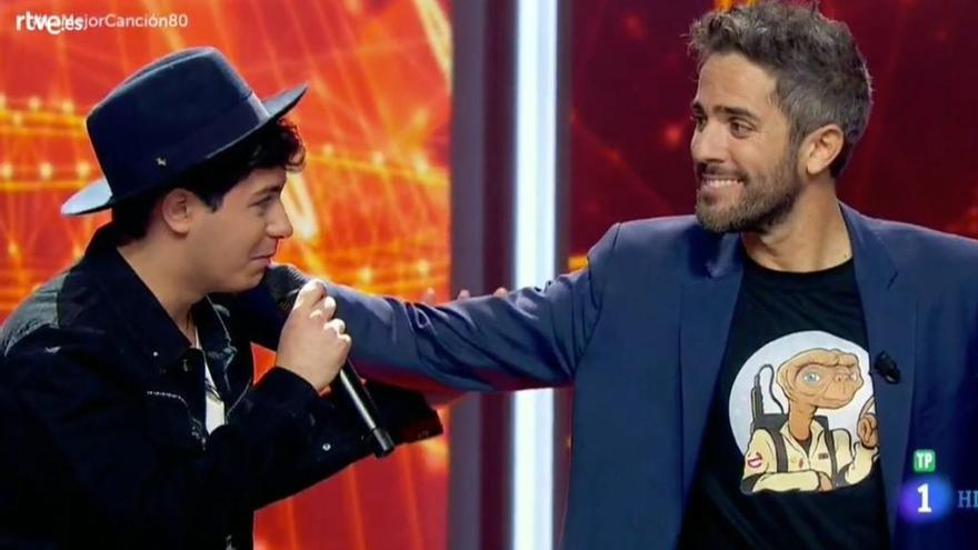 Alfred García gana el primer programa de 'La Mejor canción jamás cantada'
