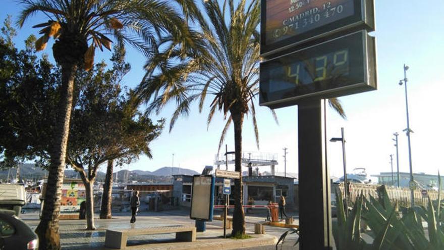 El otoño en Ibiza y Formentera será cálido y ligeramente seco
