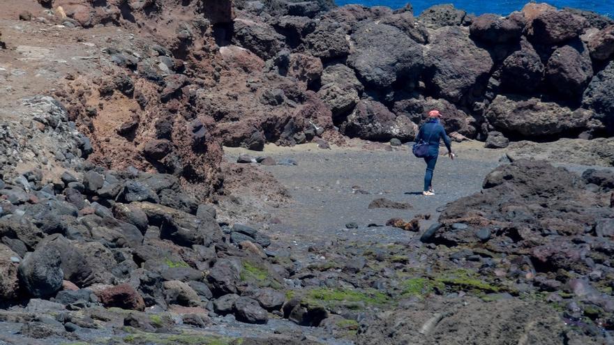 Playa del Burrero en Ingenio