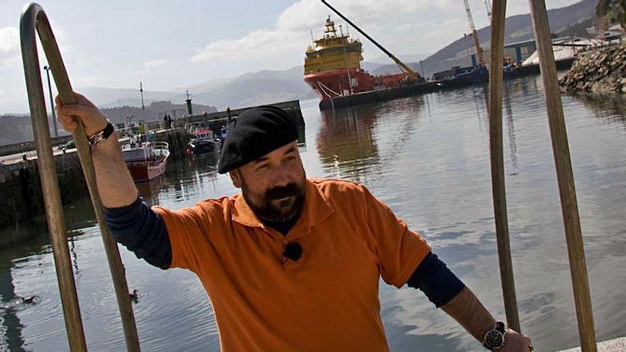 'Ribeiras de Salitre' , de  TVG, presentado por Henrique Rivadulla.