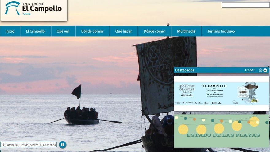 Hackean la cuenta de Instagram de Turismo de El Campello y piden 500 euros de rescate