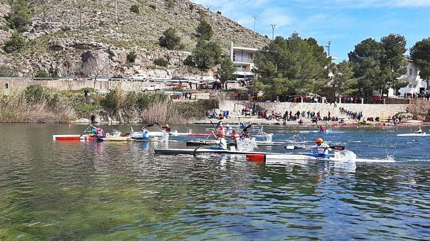 El algemesinense Carlos Moreno  se lleva el autonómico en Antella