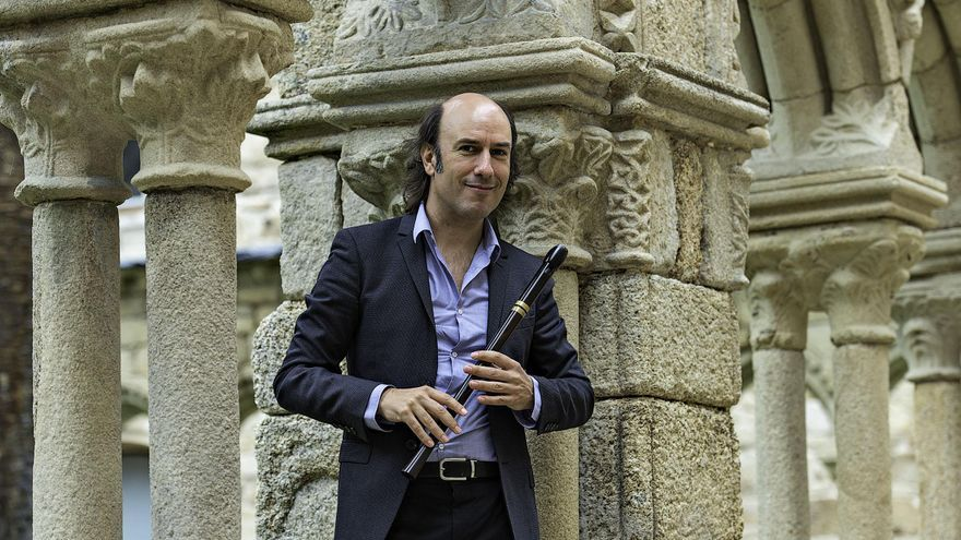 Carlos Núñez acerca los sonidos medievales a Jaca