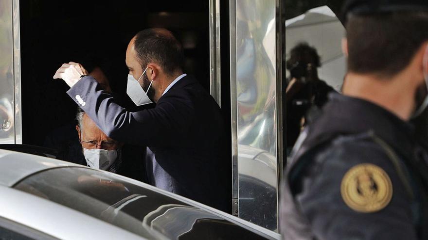 La jueza considera grupo criminal a los detenidos en la trama urbanística de Valencia