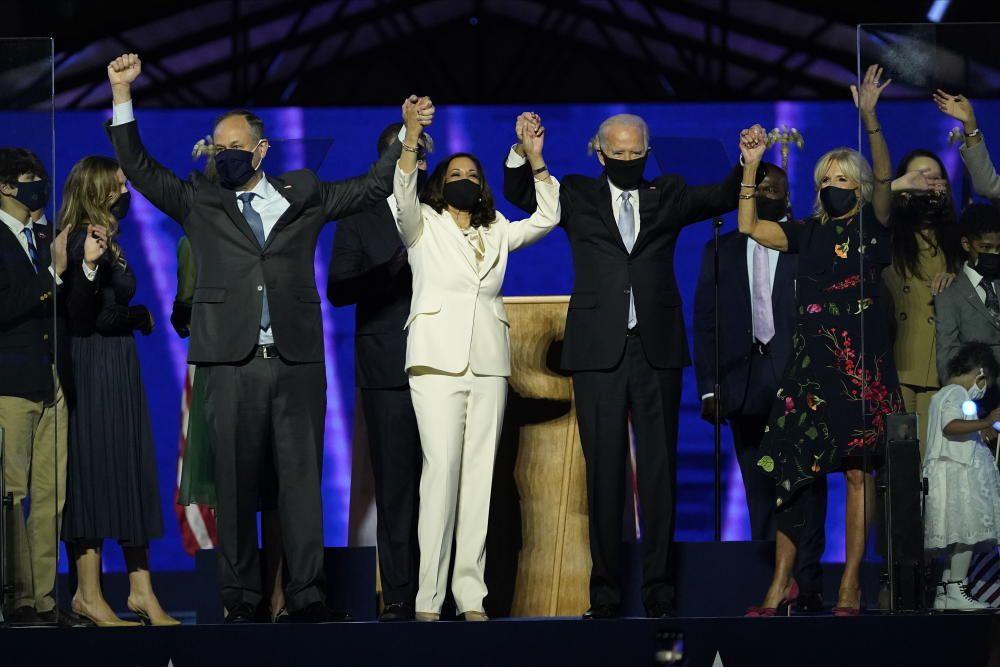 Joe Biden, presidente electo de EEUU | Noviembre