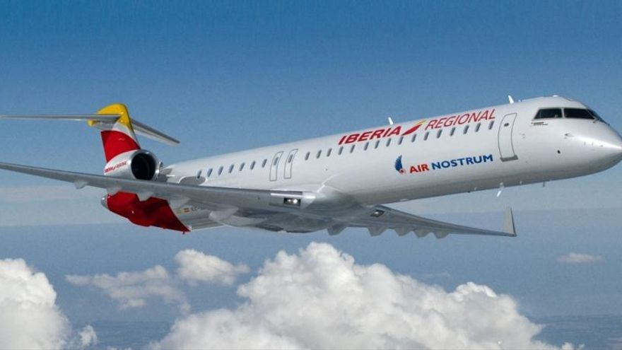 Air Nostrum programa vuelos directos entre Ibiza y Menorca