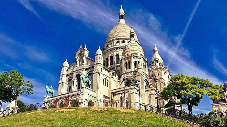 Basílica de París: Sacré-coeur