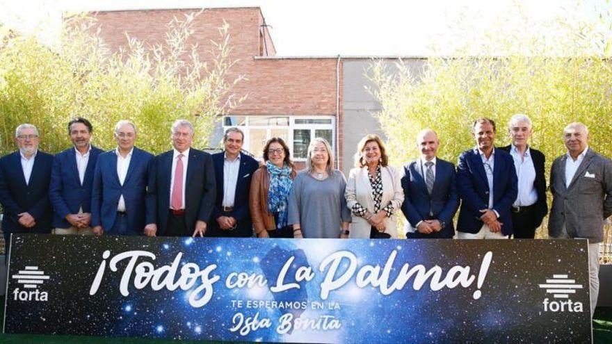 'Todos con La Palma'