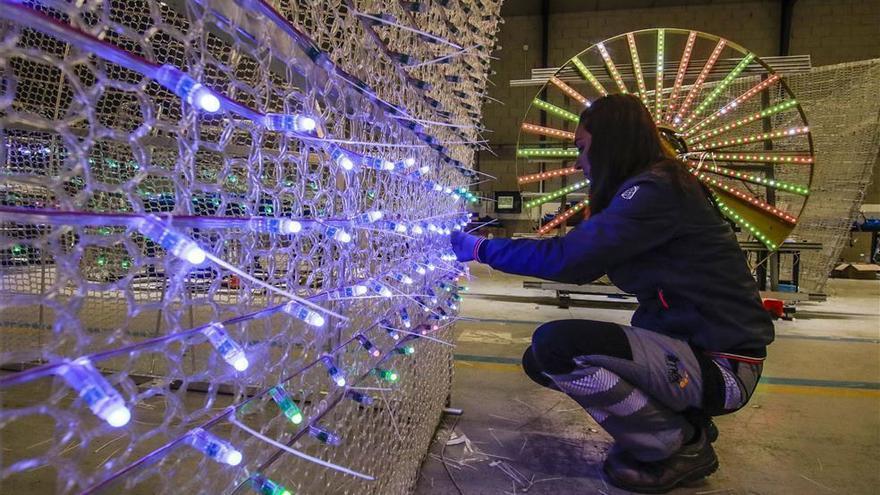 Ximenez Iluminación espera tener reincorporada al 100% de la plantilla en septiembre tras el ERTE