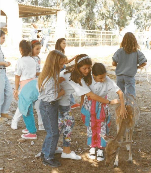 Las infantiles hicieron otro tanto en el Safari Park Vergel. Las visitas a Calvestra llegarían más adelante.