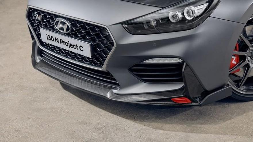 Hyundai i30 N Project C: Más ligero y más picante