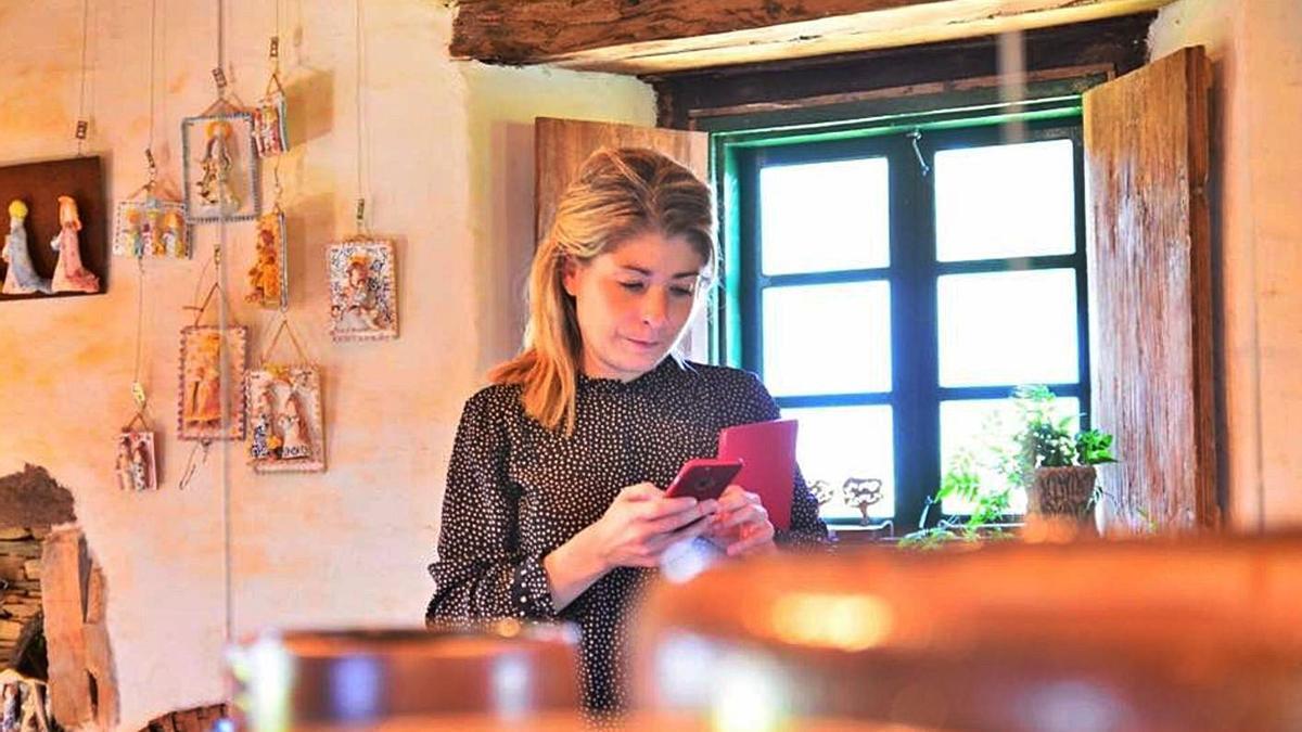 Verónica Ramallal, directora de Pekecha.     // L.O.