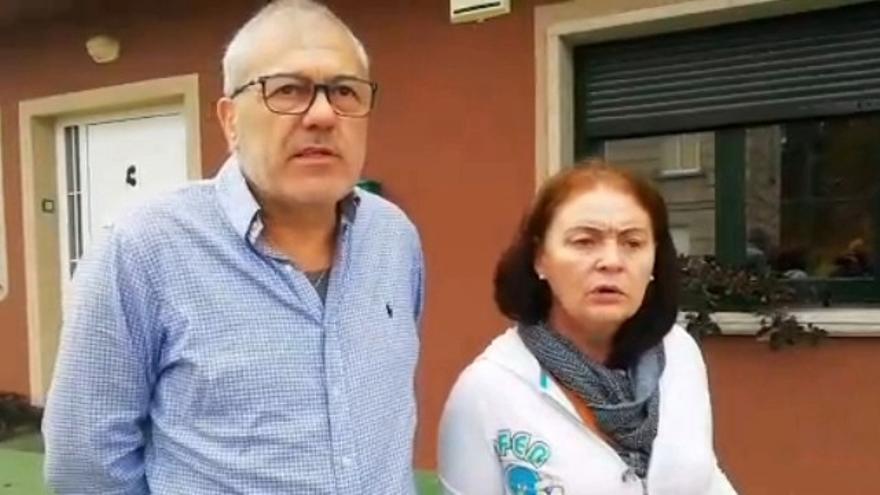"""Hijo de la octogenaria desaparecida: """"No sabemos si mi madre está viva o muerta"""""""
