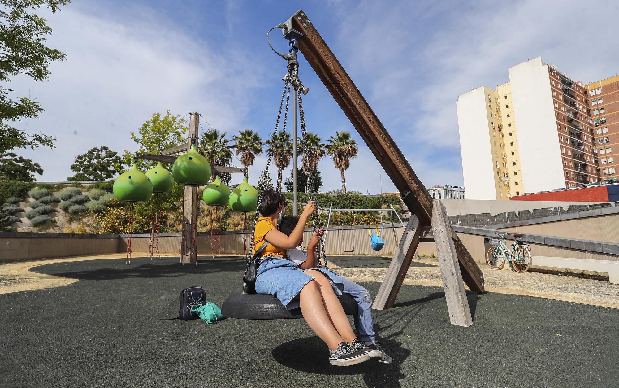 Los parques infantiles más divertidos de València