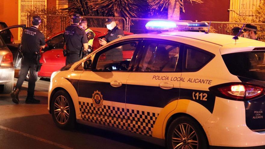 Seguridad renueva el mobiliario de la Jefatura de Policía Local en Alicante