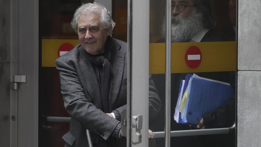 Iglesias Riopedre, de nuevo trasladado de urgencia al HUCA