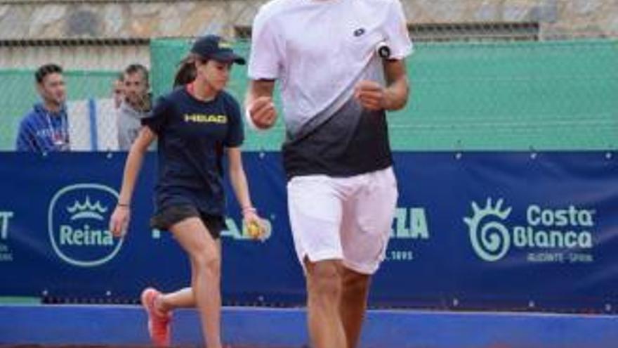 Alcaraz lidera el cambio generacional del tenis murciano