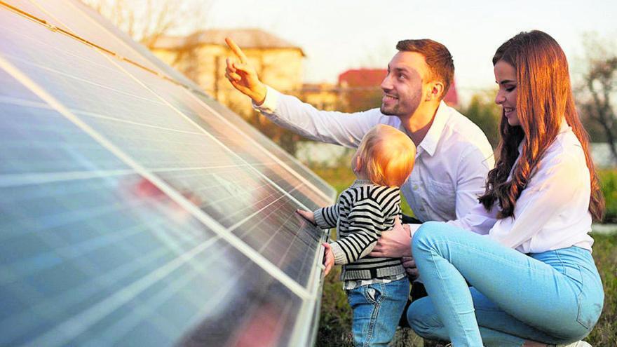 BBVA lanza una hipoteca para la compra de casas eficientes