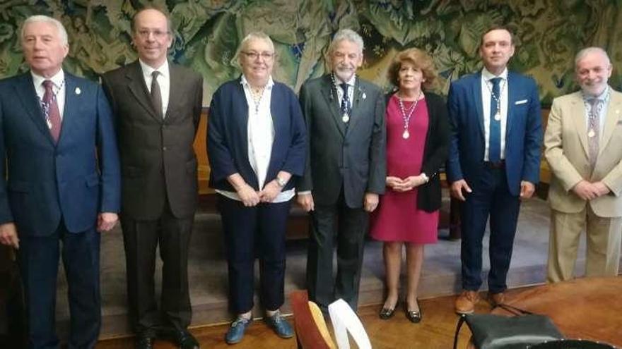 La Academia Xacobea afianza la huella del Camiño de Santiago en Portugal