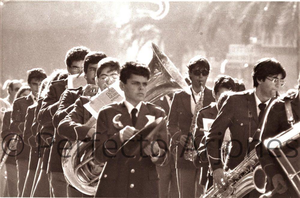 CERTAMEN P`ROVINCIAL DE BANDAS DE MÚSICA. 1985.