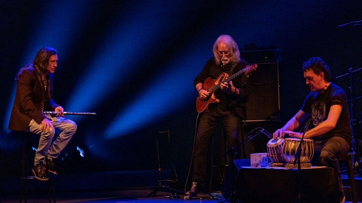 Sota el títol 'Jorge Pardo Trio & Friends' es presenta el concert més important de la present edició del festival.