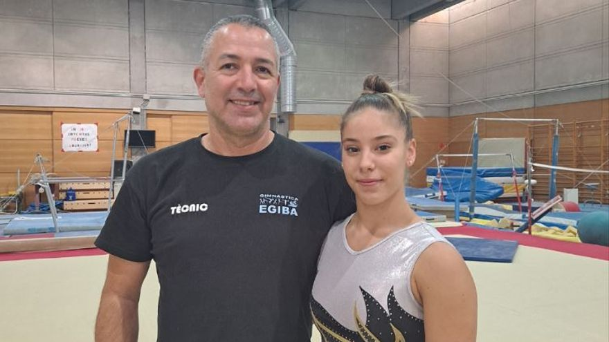 Lorena Medina causa una bona impressió en el primer control de selecció pels Jocs