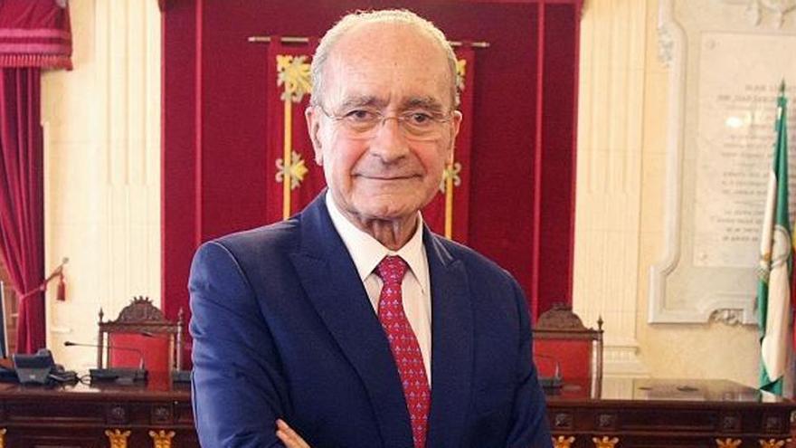 El alcalde de Málaga, Francisco de la Torre, operado de un derrame cerebral