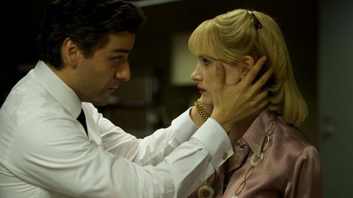 Oscar Isaac and Jessica Chastain in & # 039; The Most Violent Year & # 039 ;.