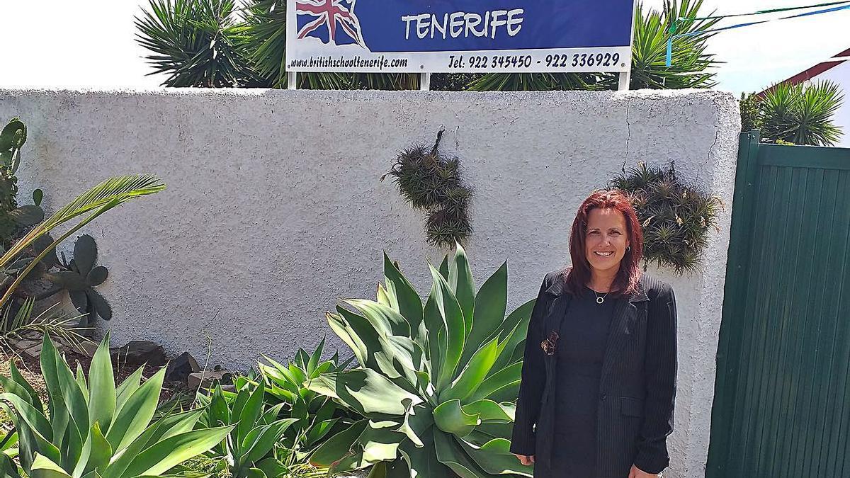 Samantha Horsley-Lloyd, Directora Académica de British School of Tenerife. ED