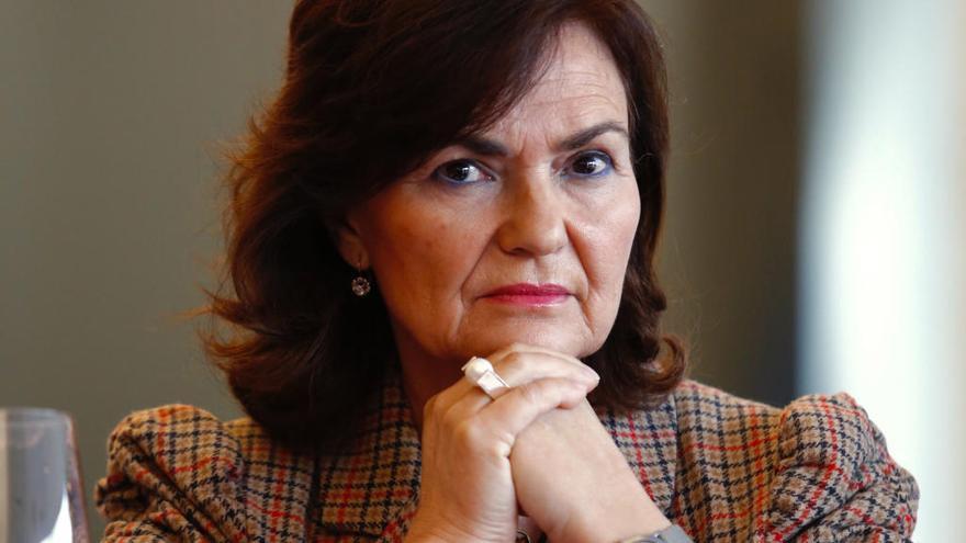 """Calvo, sobre Díaz: """"Los partidos están por encima de los intereses personales"""""""